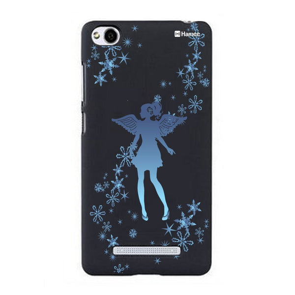 Hamee Blue Fairy Designer Cover For Xiaomi Redmi 3-Hamee India