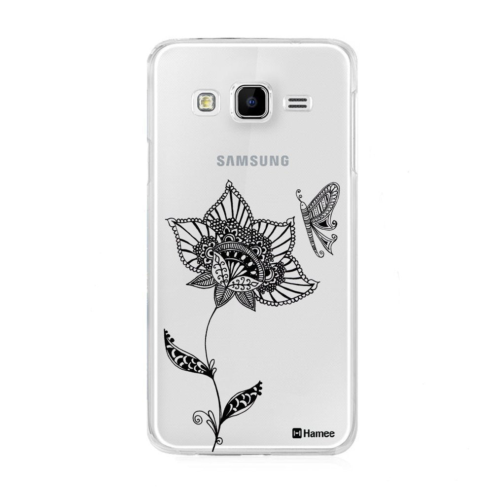 Hamee Ethnic Mehendi Henna Design Designer Cover For Samsung Galaxy On5 - Hamee India