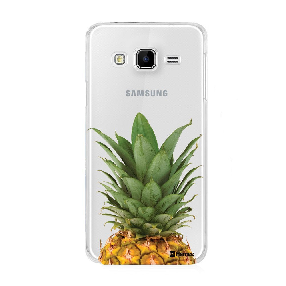 Hamee Pineapple Top Designer Cover For Samsung Galaxy J7 - Hamee India