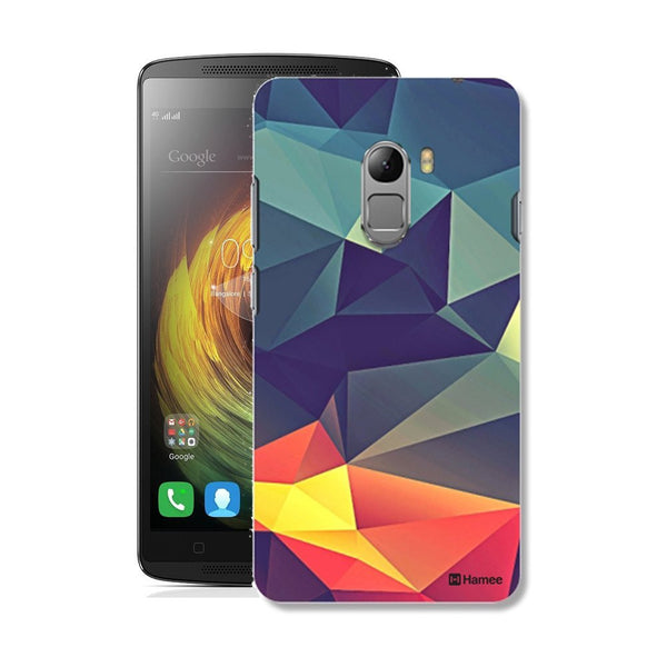 Hamee Abstract Designer Cover For Lenovo K4 Note - Hamee India