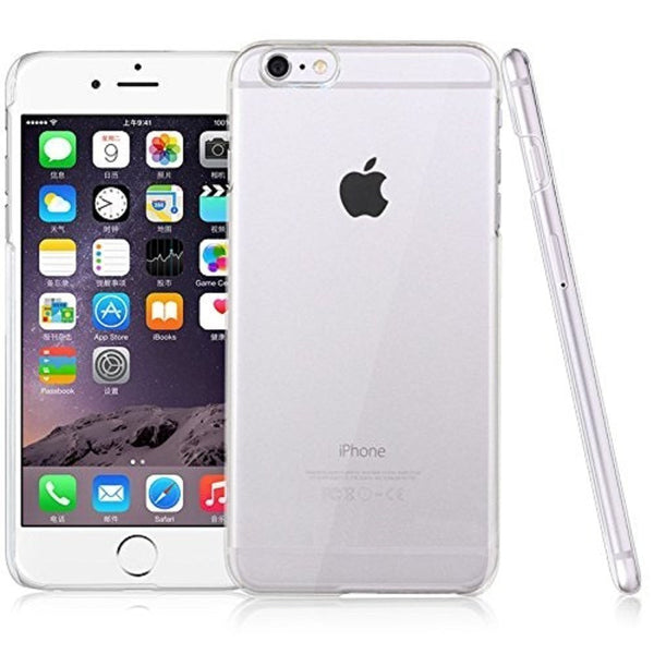 Silicon Soft Clear Case for iPhone 6 Plus / 6S Plus-Hamee India