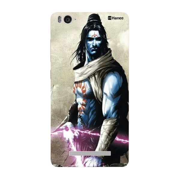 Shiva Side Pose Redmi 3 / 3s Back Cover-Hamee India
