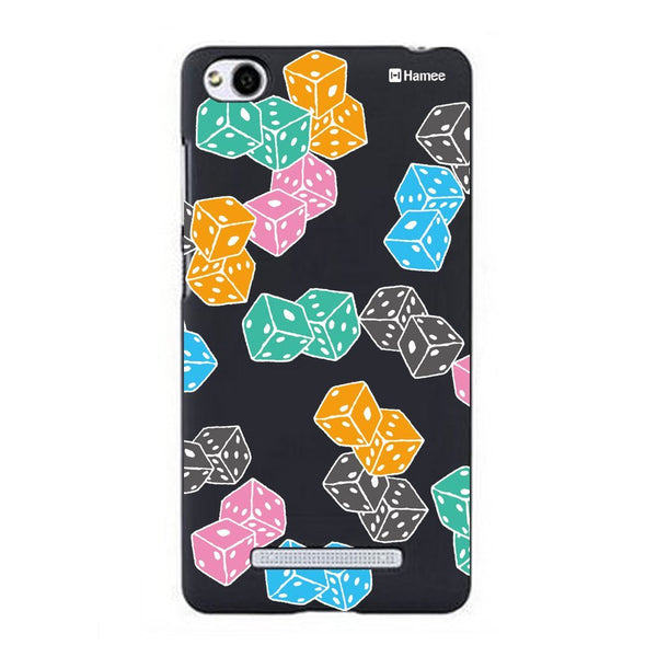 Hamee Dice Designer Cover For Xiaomi Redmi 3-Hamee India