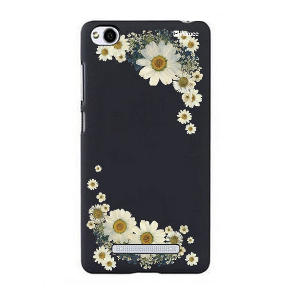 Hamee Daisies Designer Cover For Xiaomi Redmi 3-Hamee India