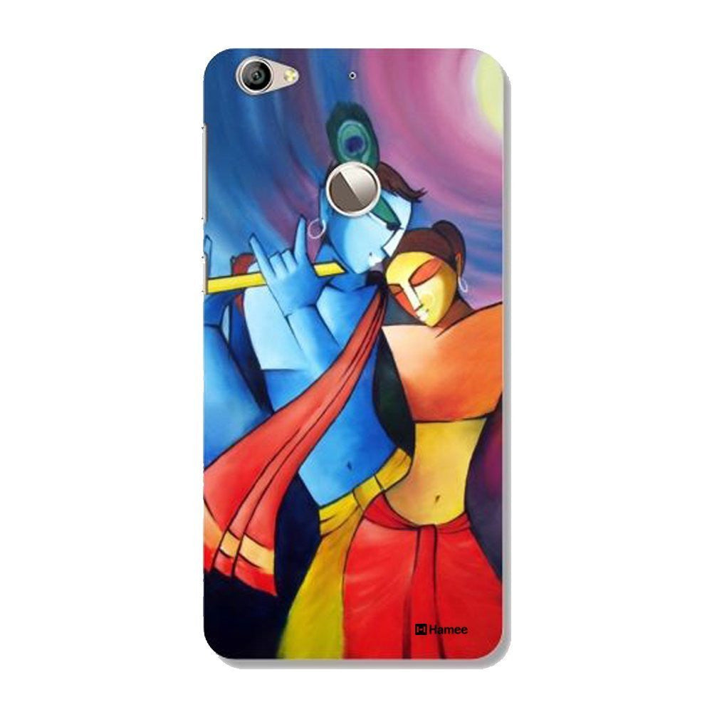 Hamee Radha Krishna Painting Customized Cover for Letv Le 1S-Hamee India