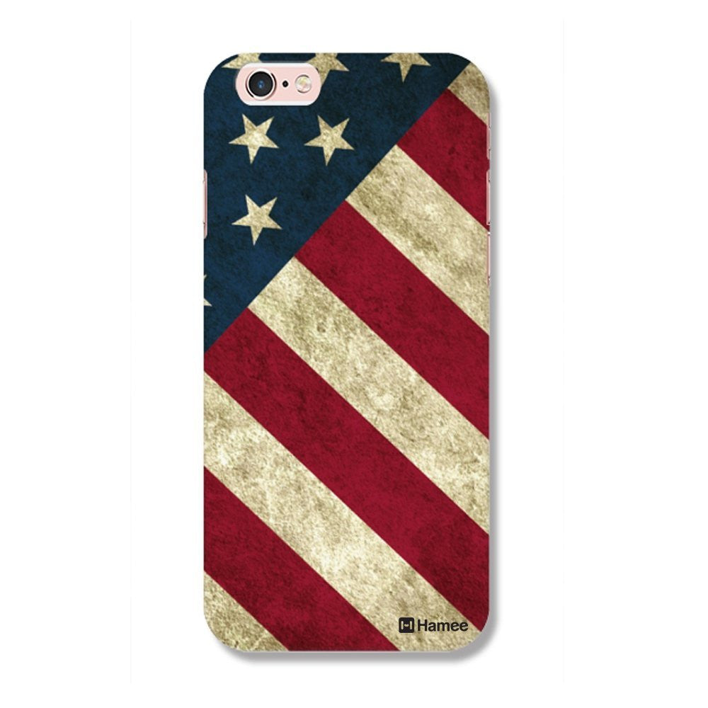 Hamee Flag Designer Cover For Apple iPhone 6 / 6S-Hamee India