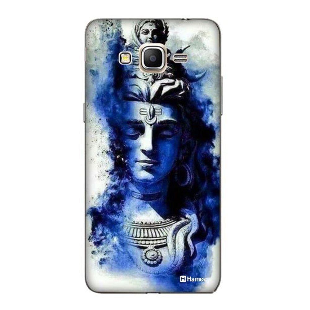 Hamee God Face Blue Designer Cover For Coolpad Note 3 - Hamee India