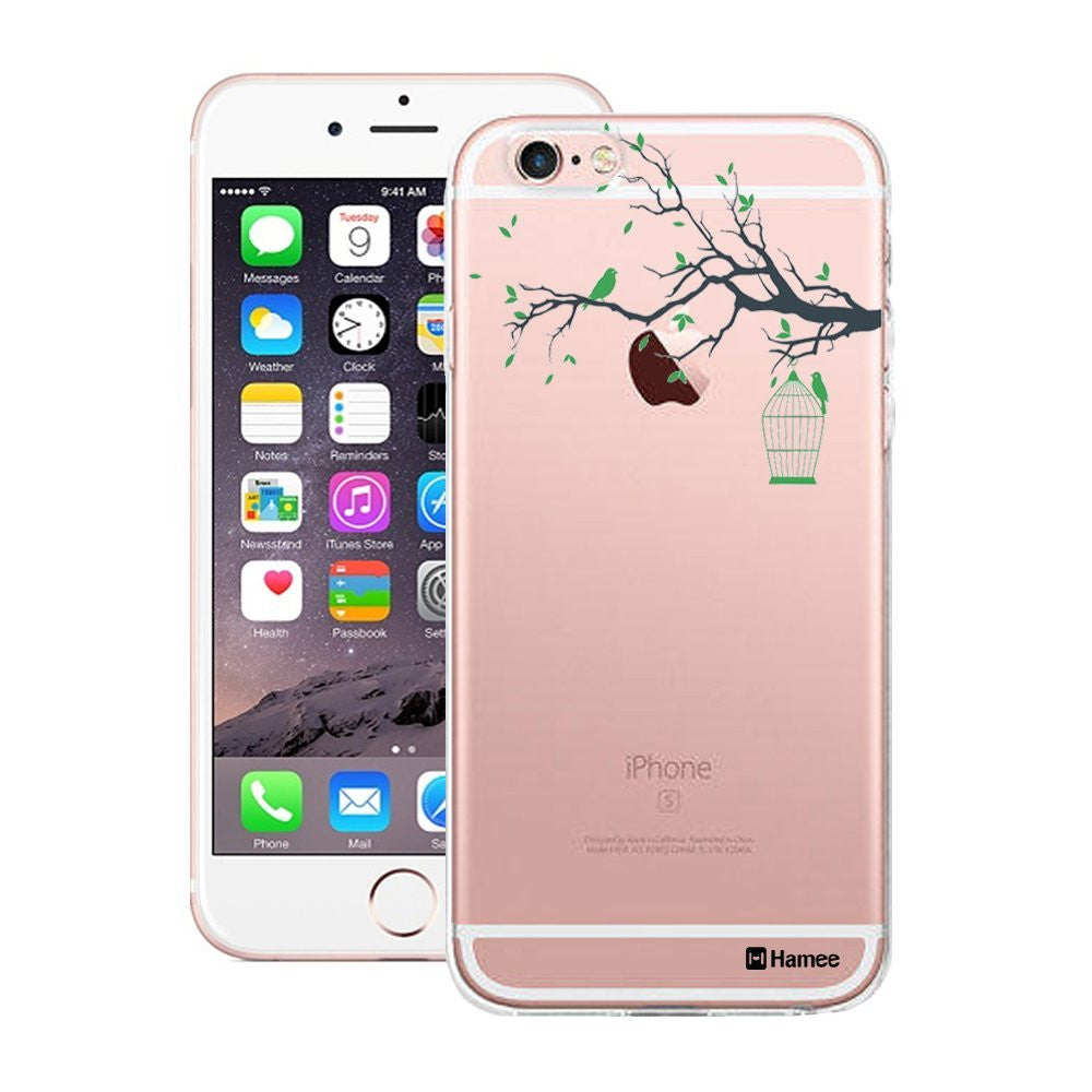 Hamee Bird Cage Designer Cover For Apple iPhone 6 Plus / 6S Plus - Hamee India