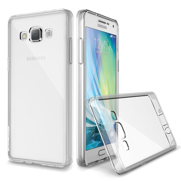 Hamee Premium Silicon Soft Clear Case for Samasung Galaxy On5-Hamee India
