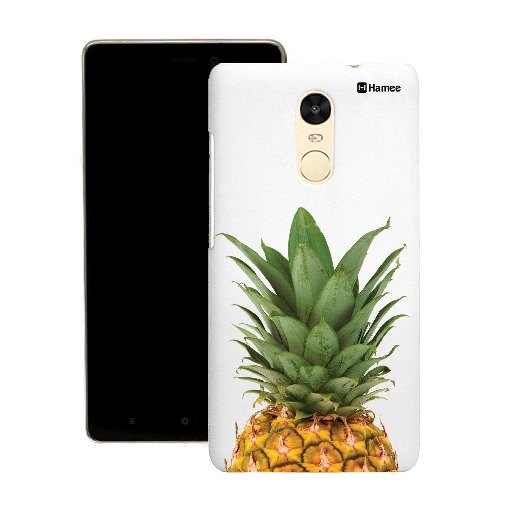 Hamee Pineapple Top Customized Cover for Motorola Moto G4 Plus-Hamee India