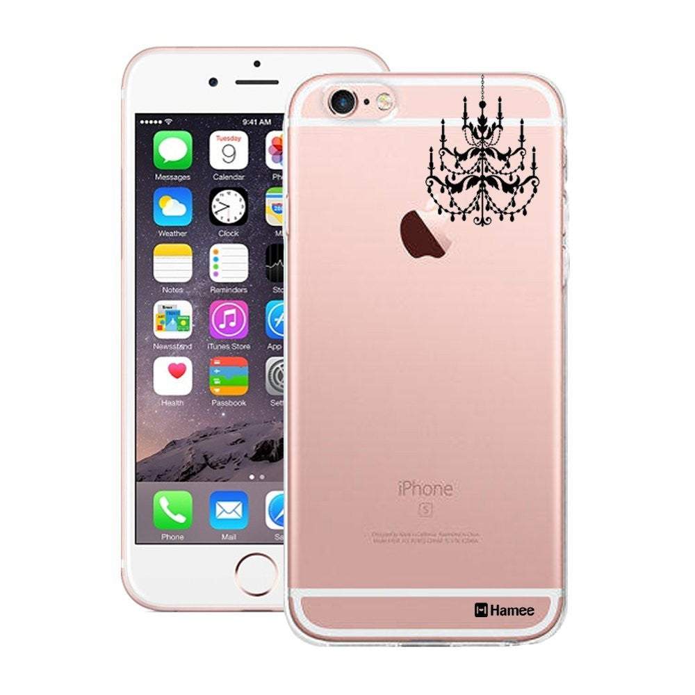 Hamee Chandelier Designer Cover For Apple iPhone 6 / 6S-Hamee India