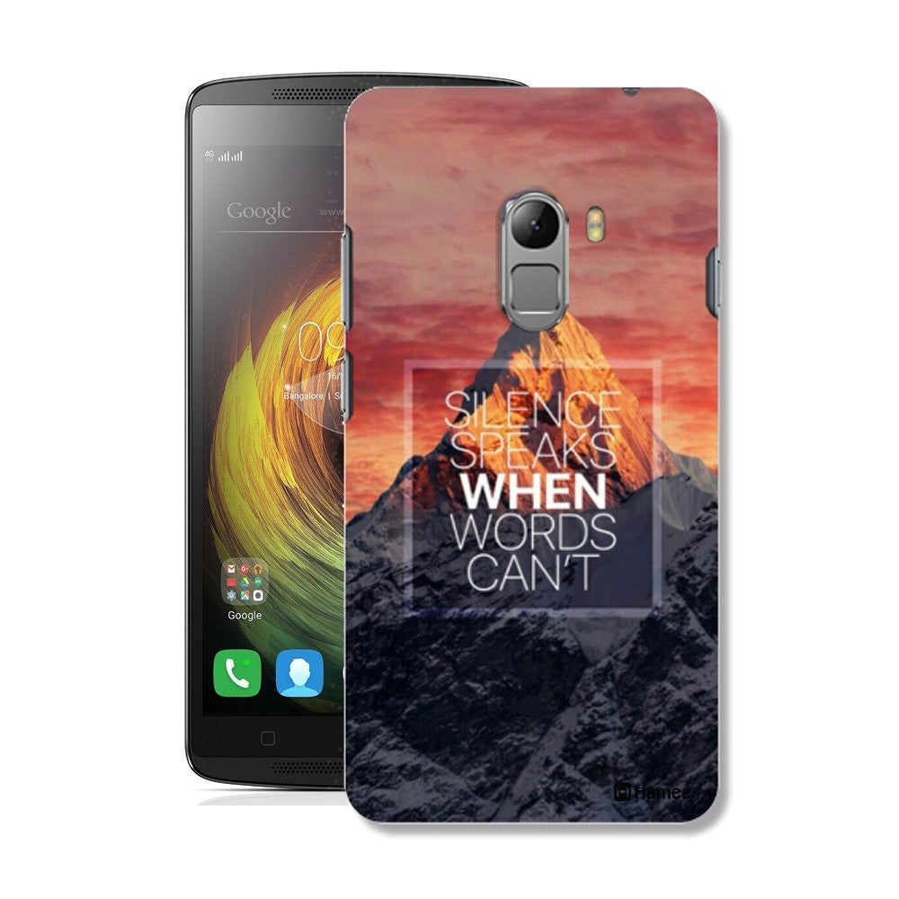 Hamee Silence Mountain Designer Cover For Lenovo K4 Note-Hamee India