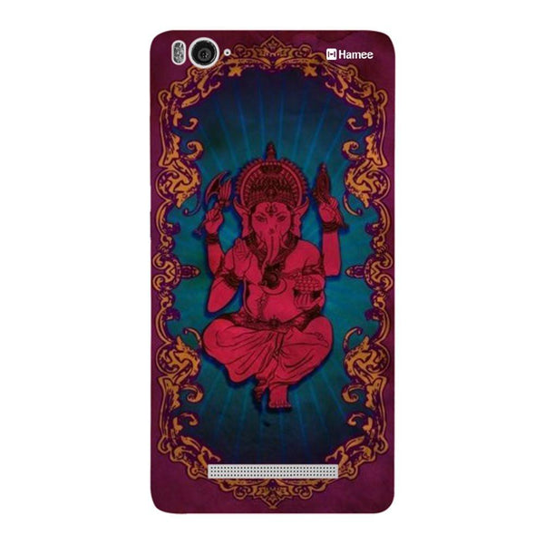 Vintage Ganesha Redmi 3 / 3s Back Cover-Hamee India