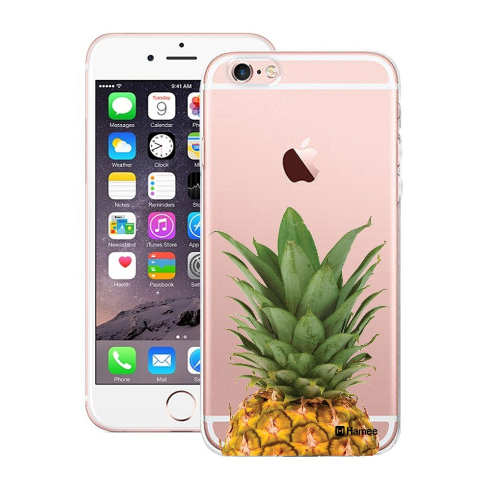 Hamee Pineapple Top Designer Cover For Apple iPhone 6 / 6S - Hamee India