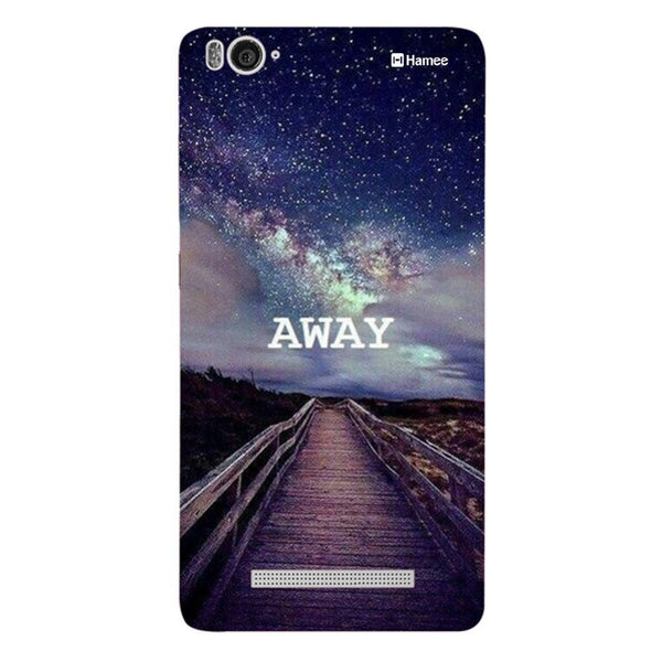 Away Redmi 3 / 3s Back Cover-Hamee India