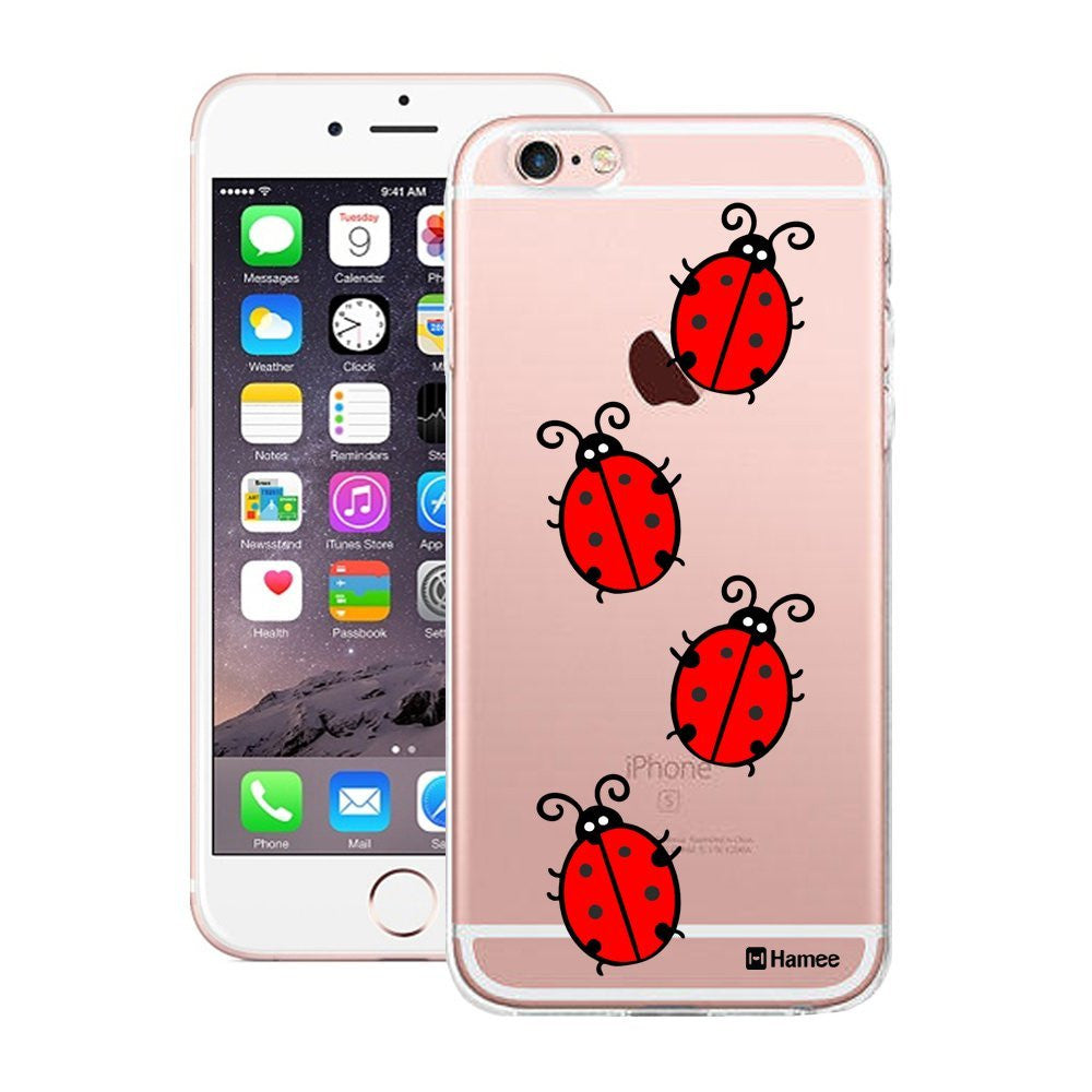 Hamee Lady Birds Designer Cover For iPhone 5 / 5S / Se-Hamee India