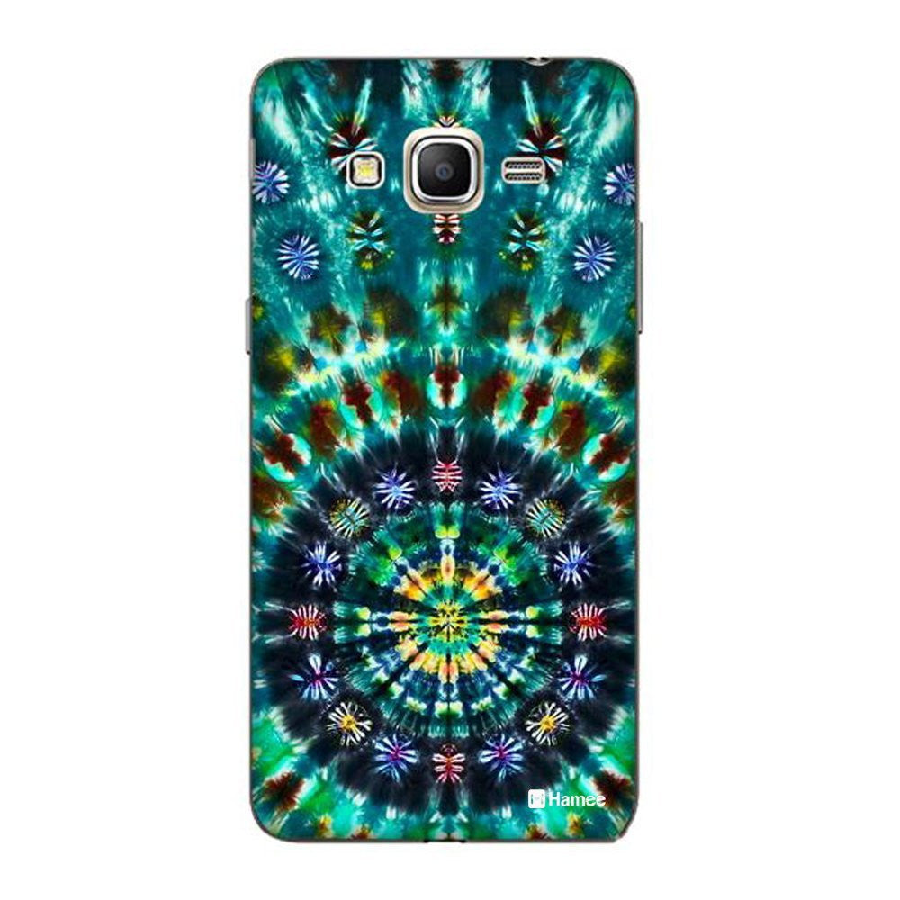 Hamee Kaleidoscope Dye Designer Cover For Samsung Galaxy J3 - Hamee India
