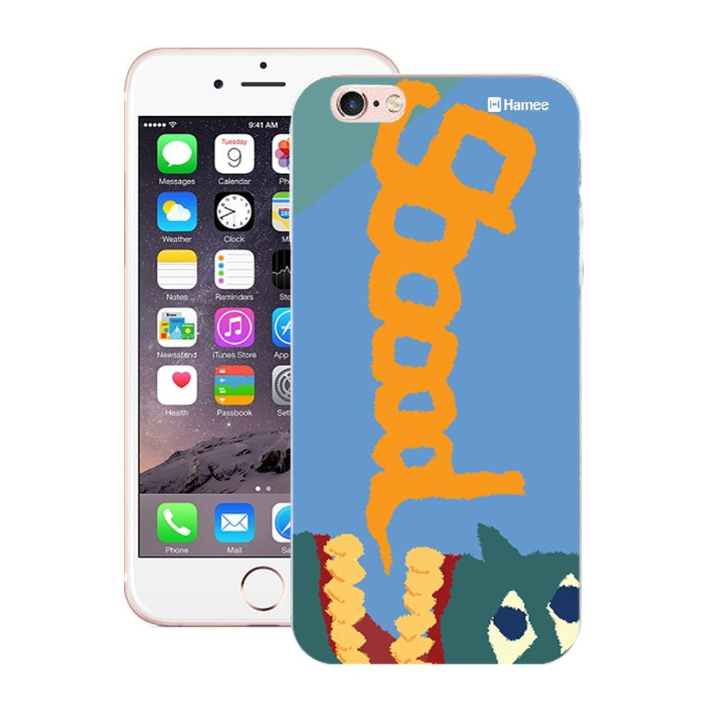Hamee Gooood Face Designer Cover For iPhone 5 / 5S / Se-Hamee India