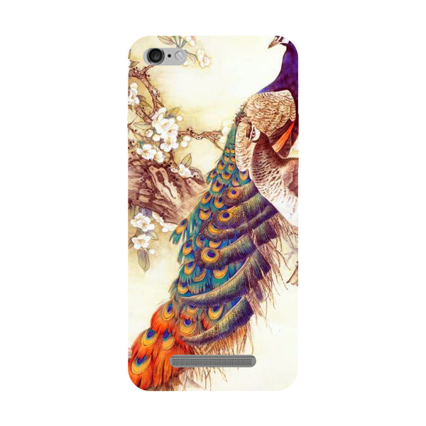 yellow-peacock-Xiaomi-Redmi-5A-cover