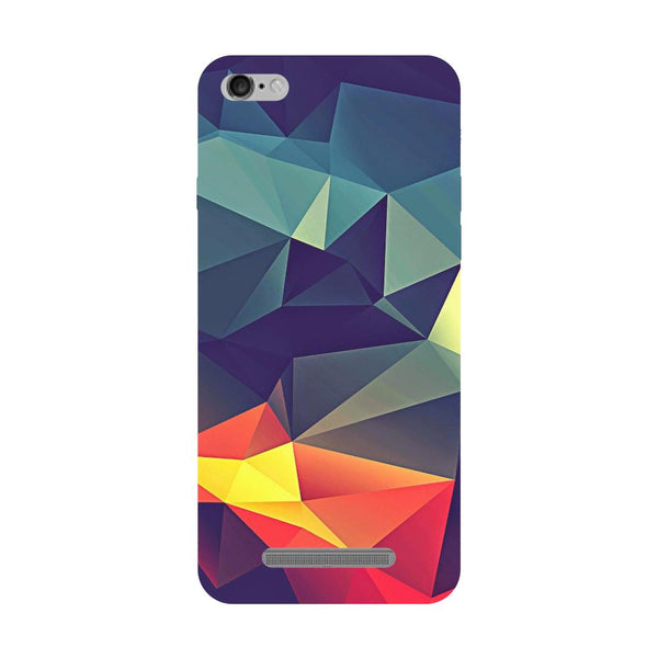 Abstract Pattern Redmi 5A Back Cover-Hamee India