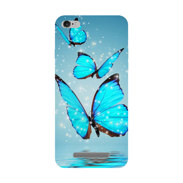 Blue Butterfly 2 Redmi 5A Back Cover-Hamee India