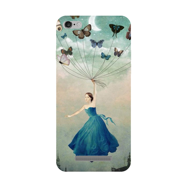 Butterflies Redmi 5A Back Cover-Hamee India