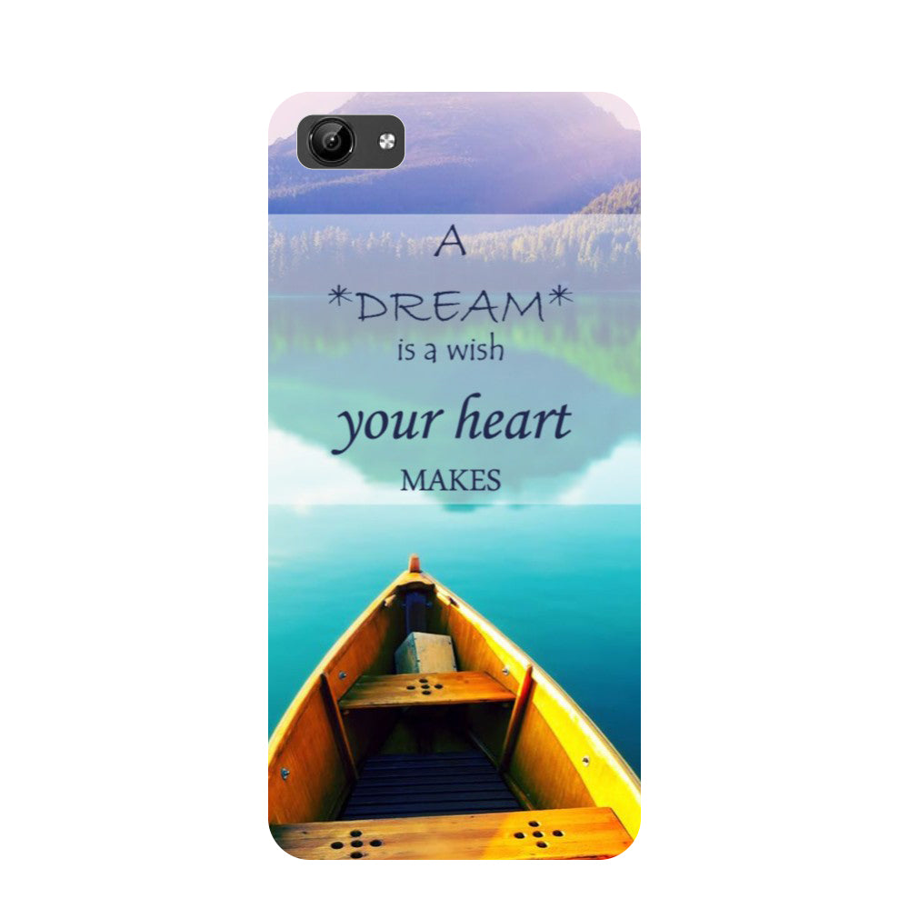 Boat- Printed Hard Back Case Cover for Vivo Y71-Hamee India