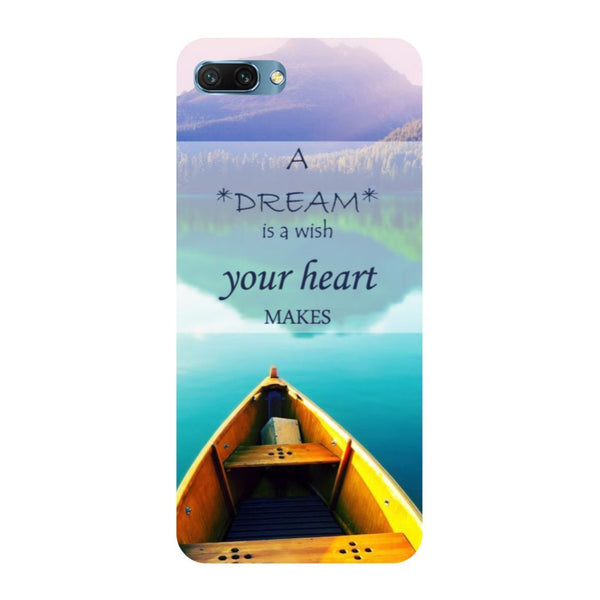 Boat Oppo A3s Back Cover