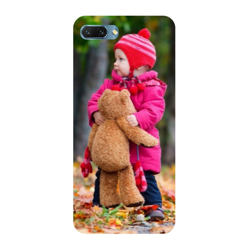 Baby- Printed Hard Back Case Cover for Honor 10-Hamee India