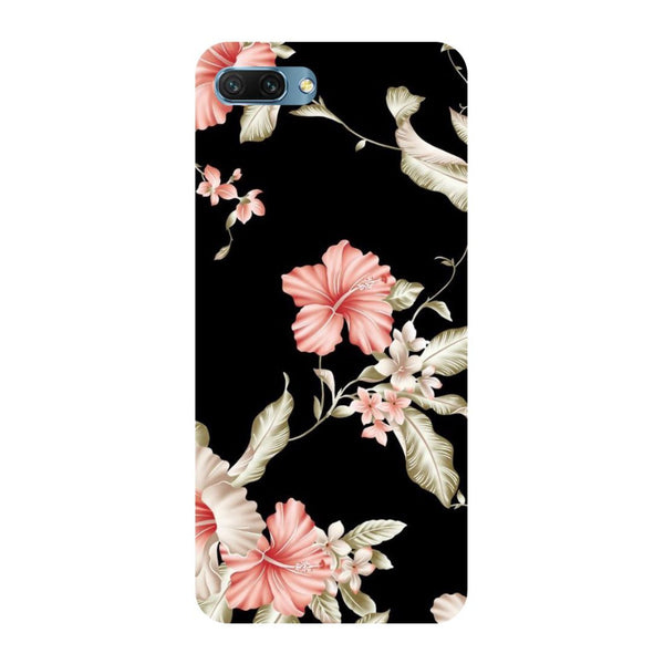 Flowers Oppo A3s Back Cover-Hamee India