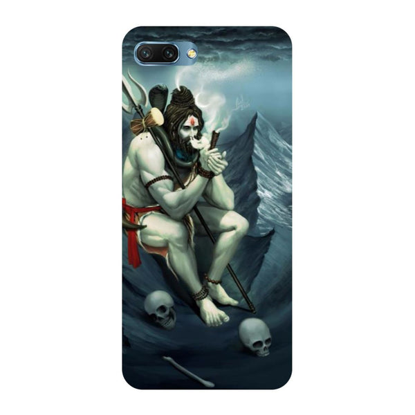 Aghori Oppo A3s Back Cover