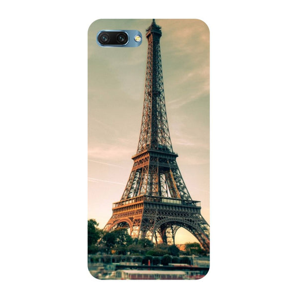 Eiffel Oppo A3s Back Cover