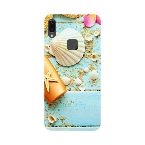 Shells Vivo V9 Back Cover-Hamee India