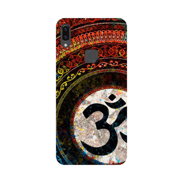 Om Vivo V9 Back Cover-Hamee India