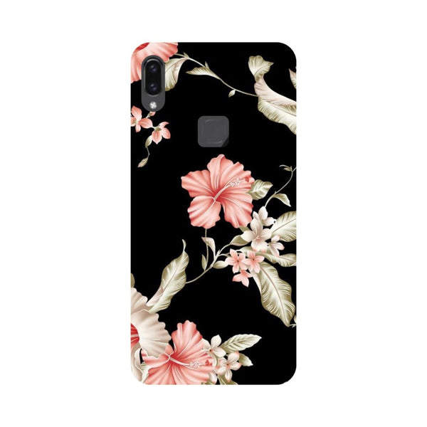 Flowers Vivo V9 Back Cover-Hamee India