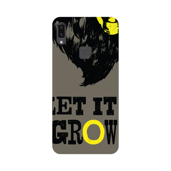 Let it grow Vivo V9 Pro Back Cover-Hamee India