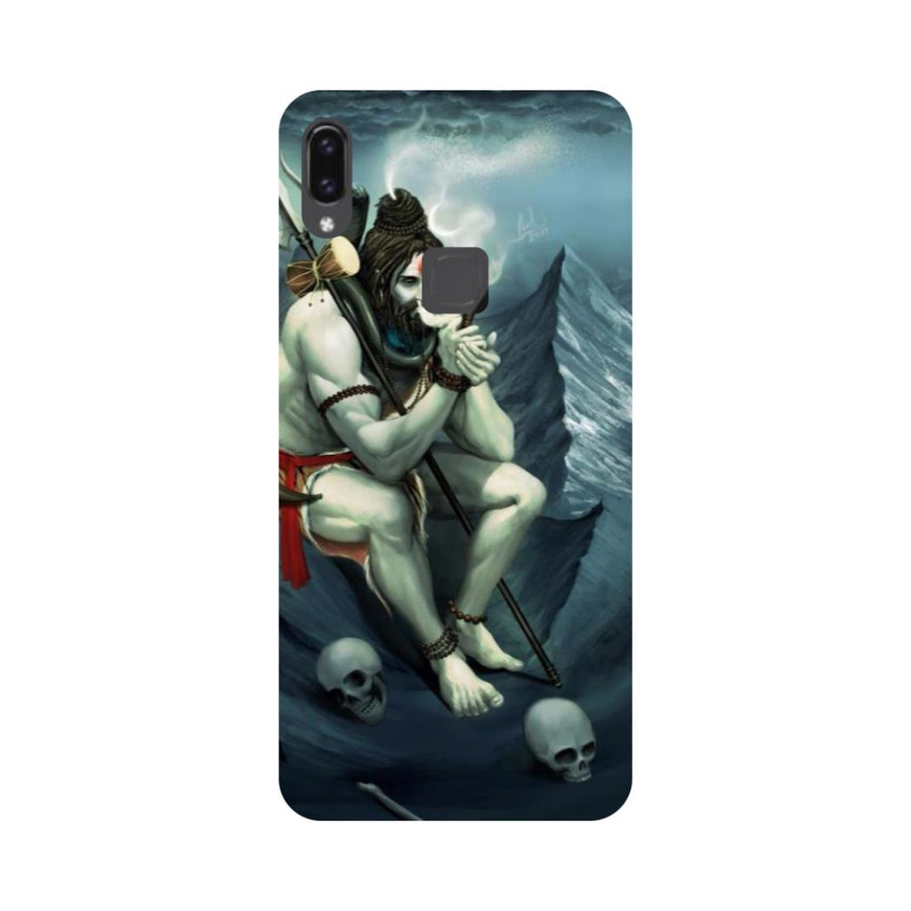 Aghori Vivo V9 Back Cover-Hamee India
