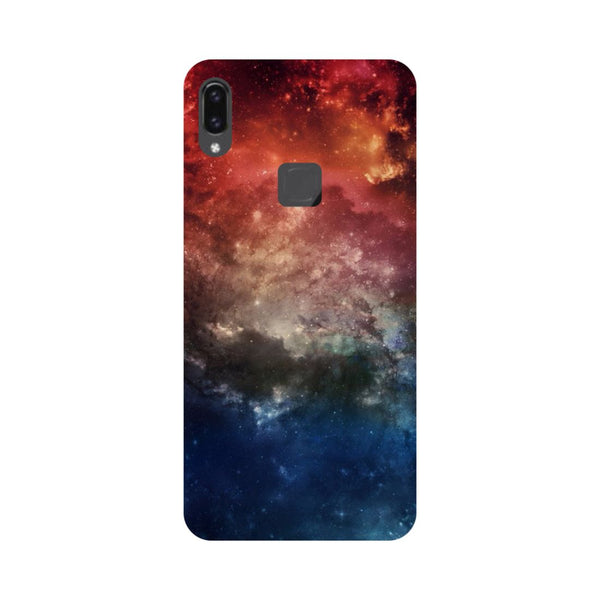 Space Vivo V9 Pro Back Cover-Hamee India