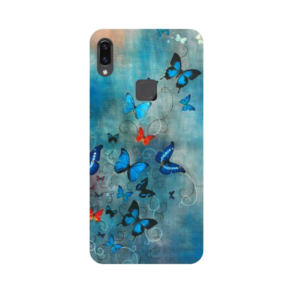 Butterflies Vivo V9 Back Cover-Hamee India