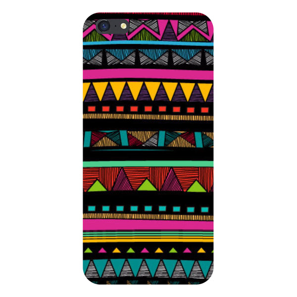 Hamee- Tribal-Printed Hard Back Case Cover For iPhone 6s