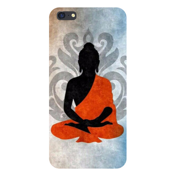 Hamee- Yoga-Printed Hard Back Case Cover For iPhone 6s-Hamee India