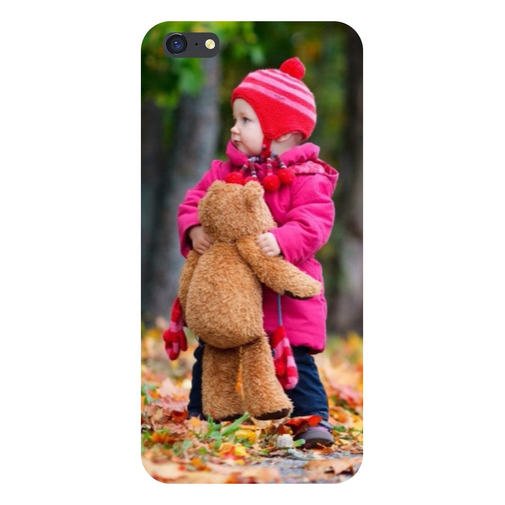 Hamee- Baby-Printed Hard Back Case Cover For iPhone 6