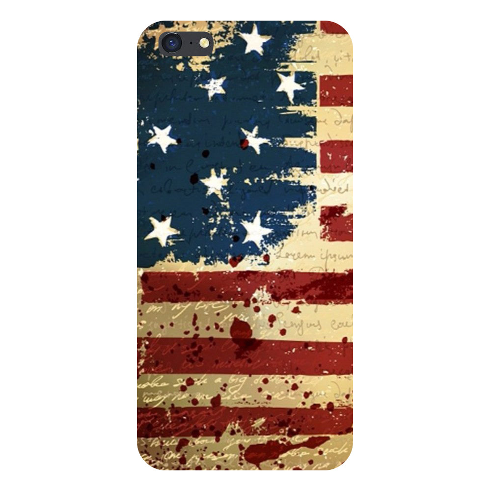 Flag Back Cover For iPhone 8-Hamee India