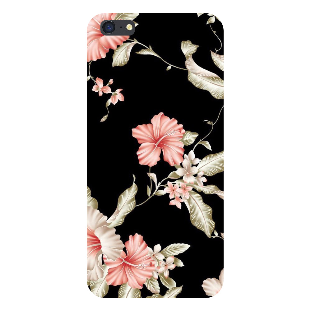 new style 74a03 b38f9 Flowers- Printed Hard Back Case Cover for Oppo A71