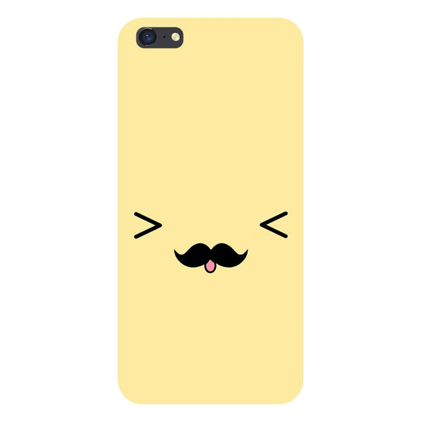 Cute Emoji Vivo Y55 Back Cover-Hamee India
