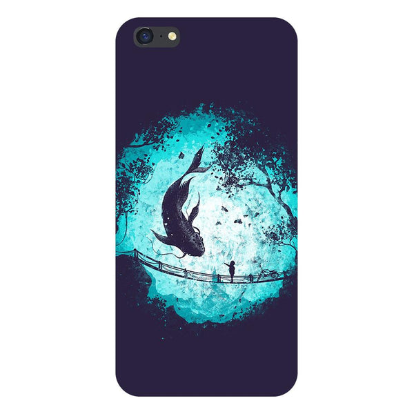 Fish Vivo Y55 Back Cover-Hamee India