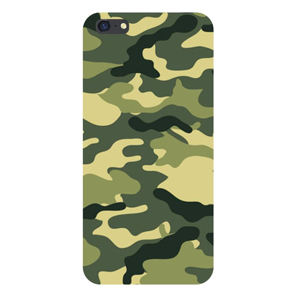4c33b137db Army Camouflage Printed Hard Back Case Cover for iPhone 7 Plus ...