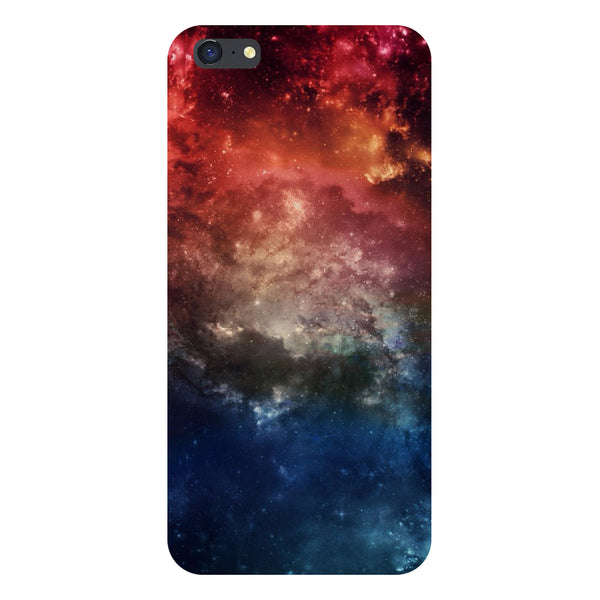 Hamee- Space-Printed Hard Back Case Cover For iPhone 6s