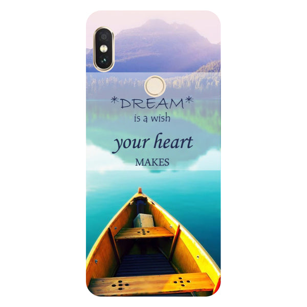 Boat Redmi Note 5 Pro Back Cover-Hamee India