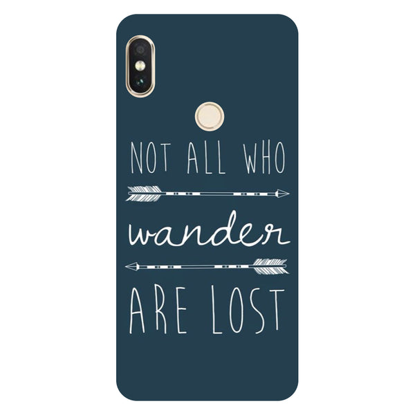 Hamee- Wander-Printed Hard Back Case Cover For Xiaomi Redmi Y2